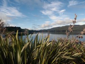 Genevieve Botti, le 16 novembre 2012 (Nouvelle-Zélande (Lac Manapouri))