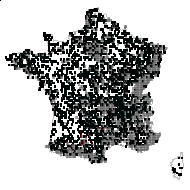 GERANIACEAE - carte des observations