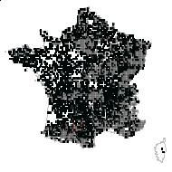 ADOXACEAE - carte des observations