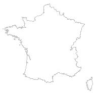 BLECHNACEAE - carte des observations