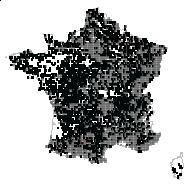 OLEACEAE - carte des observations